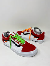 "Load image into Gallery viewer, Chicago Red ""Vans"""