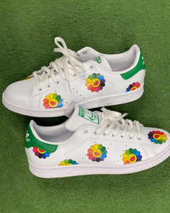 Kami Flower x Stan Smith Custom