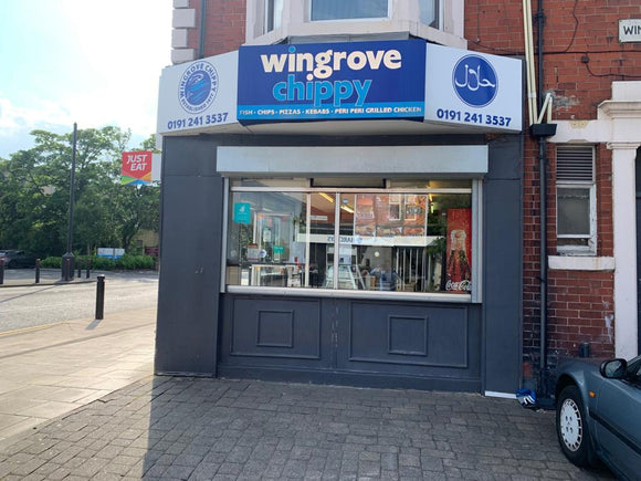 Wingrove Chippy