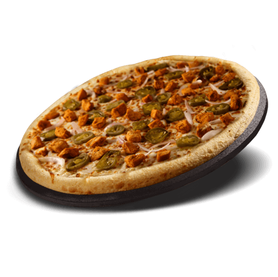 Tandoori Hot pizza