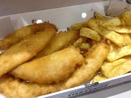 2 Cod bites and chips