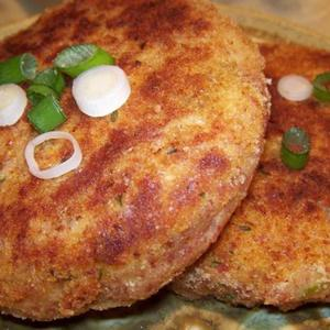 Homemade Corn Beef Pattie