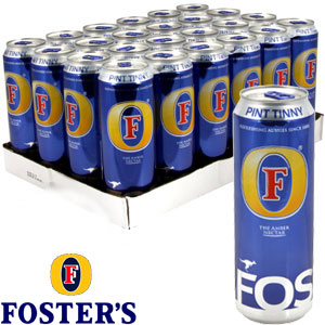 Fosters  (24 Pack)