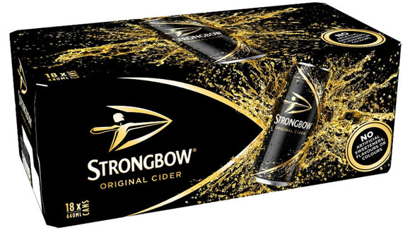 Strongbow Multi-pack (18 Pack)