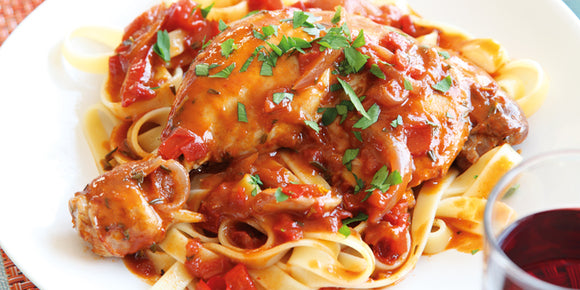 Arrabiata Chicken