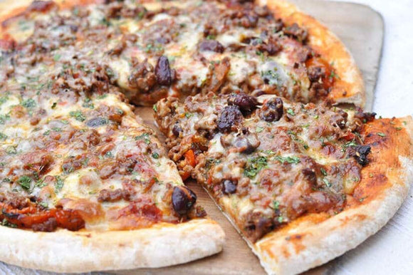 Meat Feast Pizza