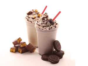 Mars Bar Delight milkshake