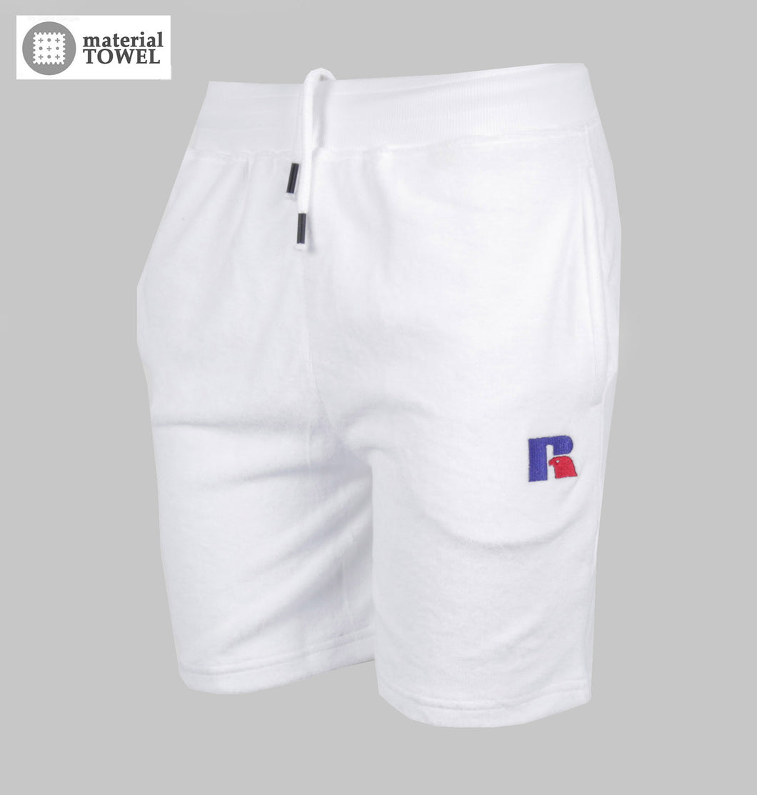 E9-019-1 | SHORTS WITH EMBROIDERY WHITE