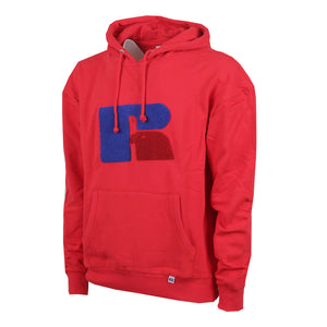 E9-608-1 | MIKE-LARGE CHENILLE HOODY RED