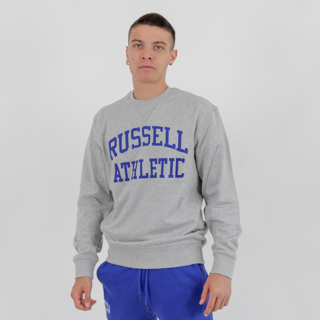 A0-094-1 CREWNECK SWEATSHIRT GREY