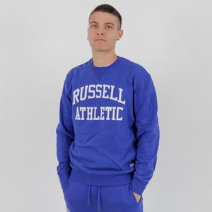 A0-094-1 CREWNECK SWEATSHIRT BLUE