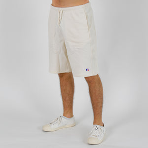 E0-614-1 | FORESTER2-SWEAT SHORTS WHITE
