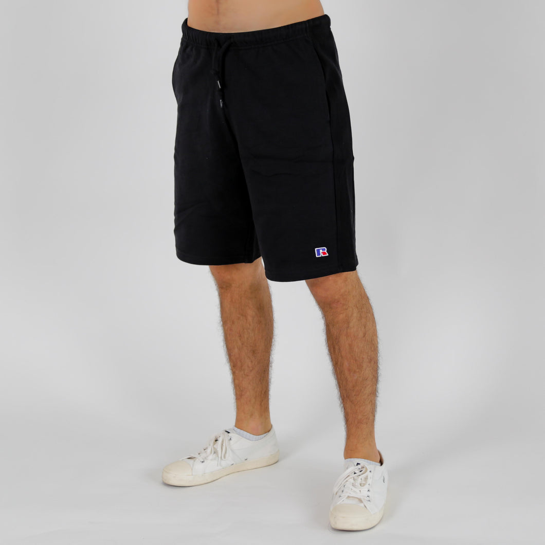E0-614-1 | FORESTER2-SWEAT SHORTS BLACK