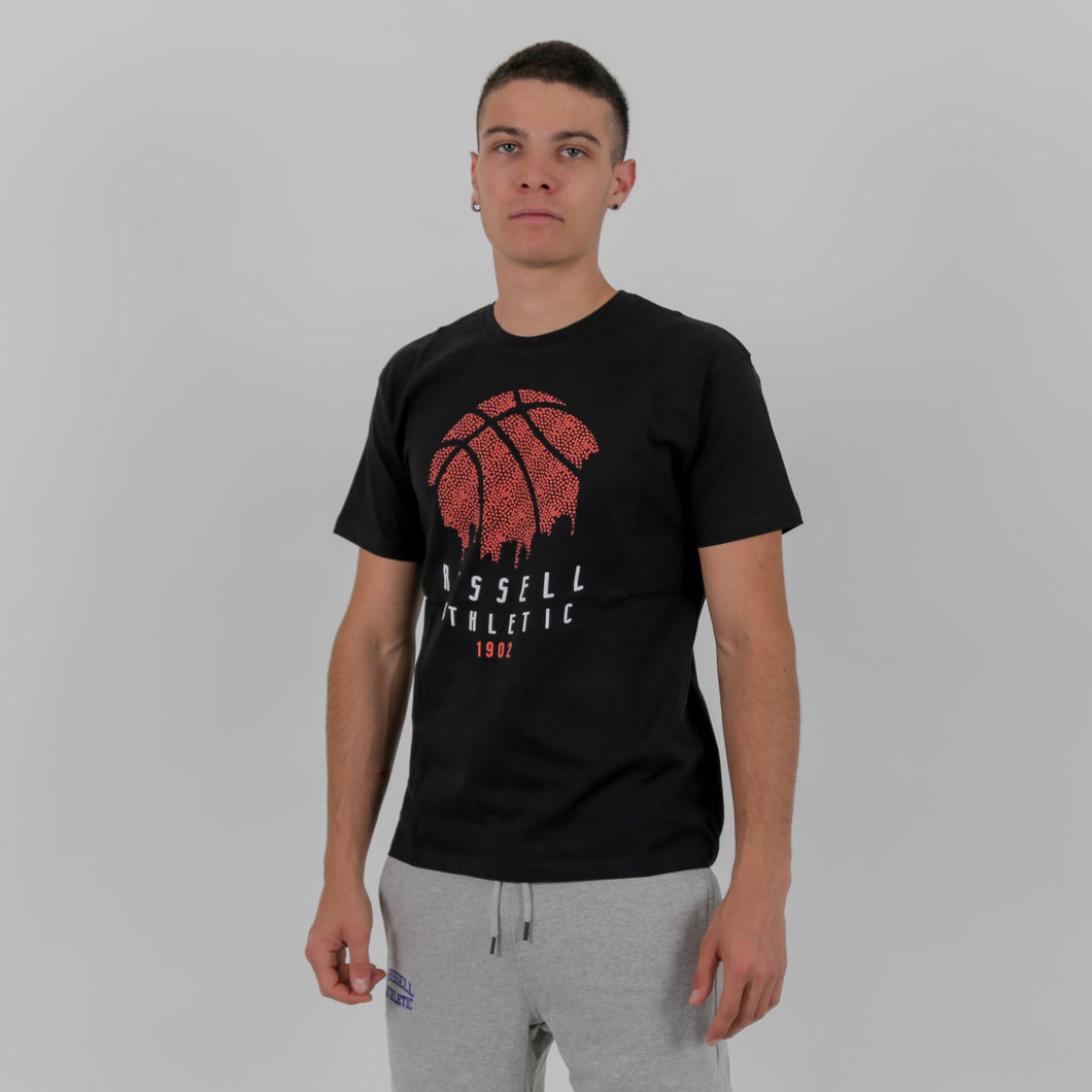 A0-040-1 B BALL SKYLINE S/S CREWNECK TEE SHIRT