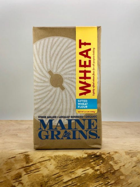Maine Grains - Organic Sifted Flour