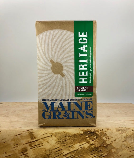 Maine Grains - Organic Ancient Grains Cereal