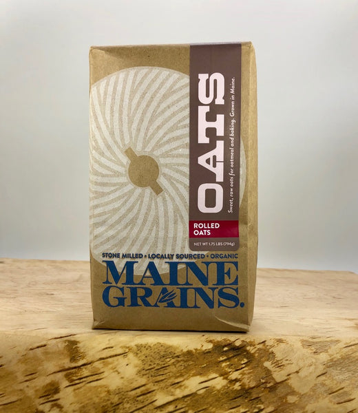 Maine Grains - Organic Rolled Oats