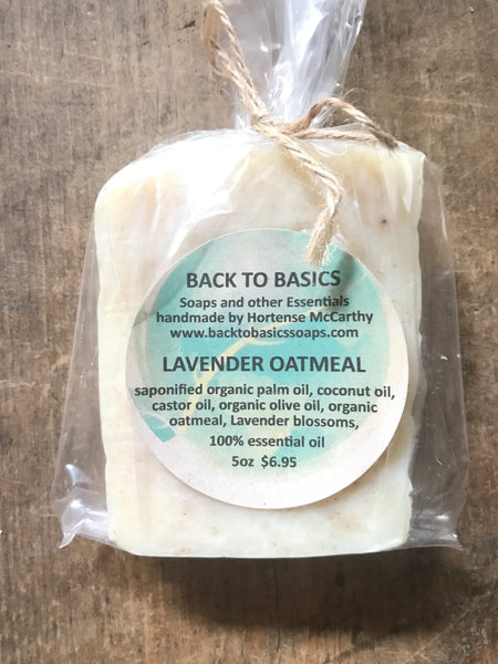 Back to Basics - Soap