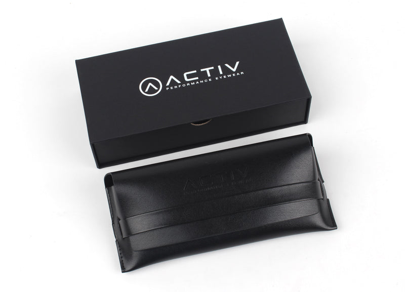Activ Performance Eyewear Soft Belted Case