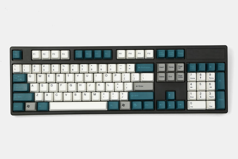 Tai-Hao New Mini Trio ABS Keycap Set