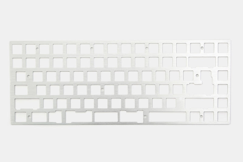 KBDFans 75% Custom Mechanical Keyboard Kit Components