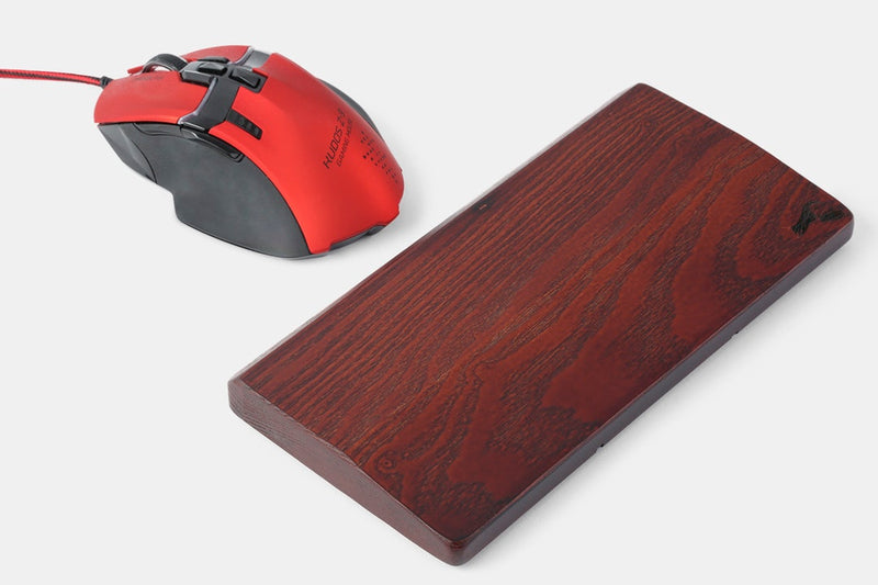 Glorious PC Gaming Race Wooden Wrist Rest