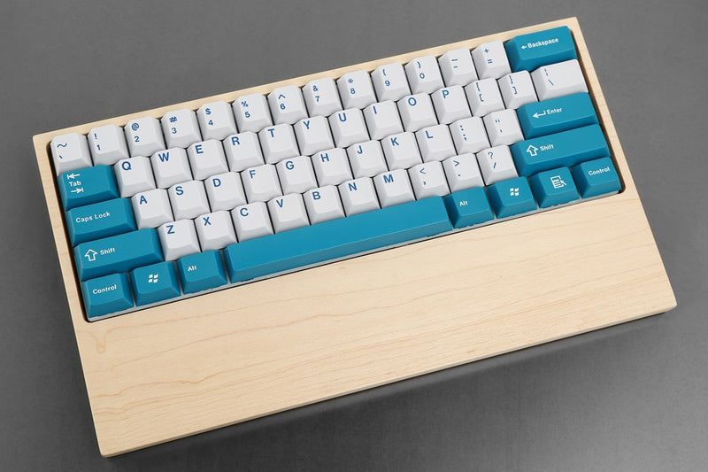 Royal Glam 60% Wood Keyboard Case