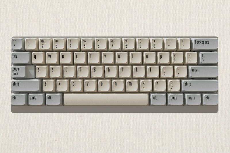 Massdrop x MiTo Canvas XDA Custom Keycap Set