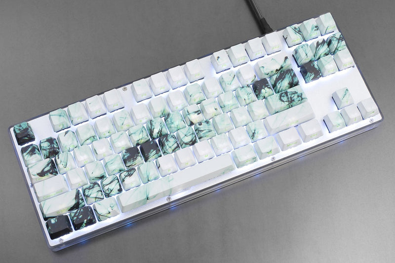 Dan Ink PBT All Over Dye-Subbed Keycap Set