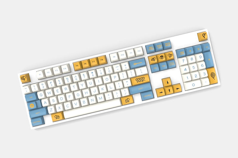JACK Studio SA Bee Custom Keycap Set