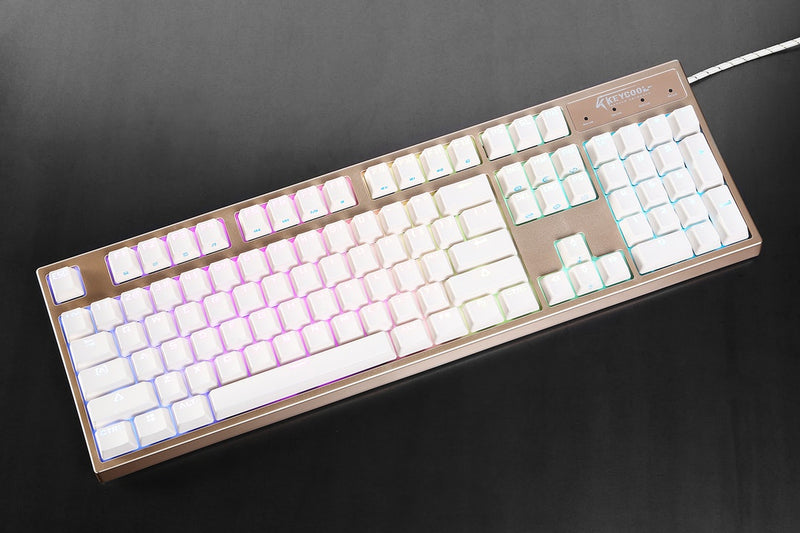 Keycool 104 RGB Mechanical Keyboard