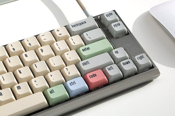 Massdrop x MiTo XDA Canvas Custom Keycap Set