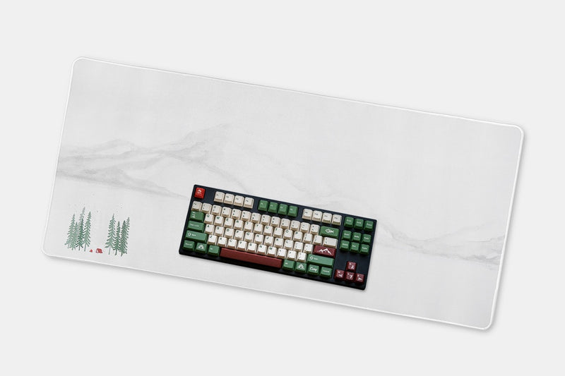 NovelKeys Camping Desk/Mouse Mat