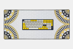 NovelKeys: Zambumon Serika Desk/Mouse Mat