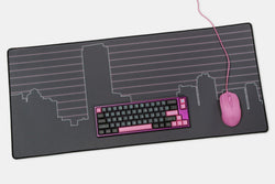 NovelKeys Miami Desk/Mouse Mat