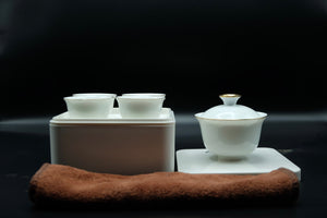 Travel Gong Fu Tea Set