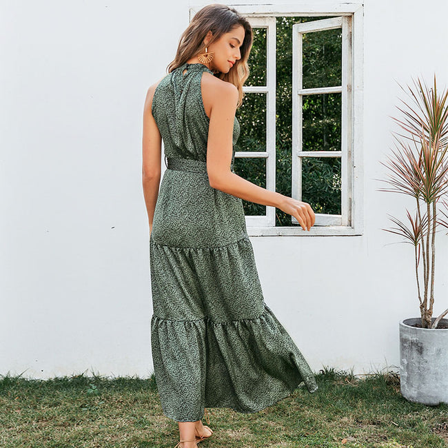 PATSY- Bohemian Maxi Holiday Dress