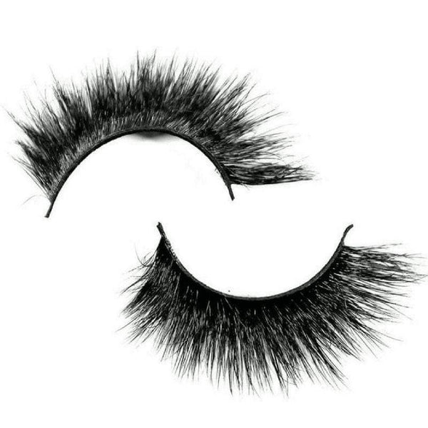 Diva 3D Mink Lashes - Nellie's Way Beauty, Inc.