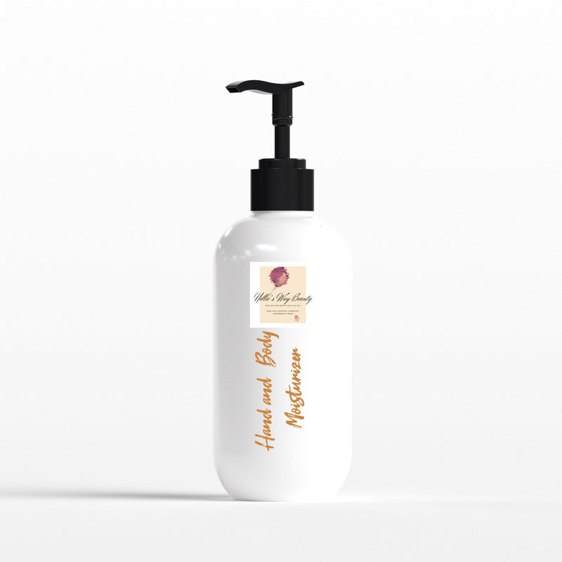 Hand & Body Moisturizer - Nellie's Way Beauty, Inc.