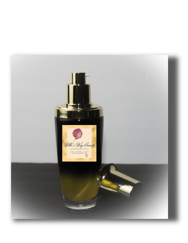 Nellie's Way Beauty- Luxuriant Hair Oils - Nellie's Way Beauty, Inc.