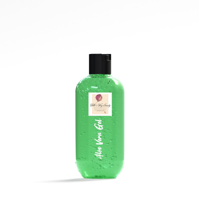 Aloe Vera Gel - Nellie's Way Beauty, Inc.