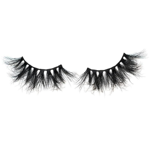 February 3D Mink Lashes 25mm - Nellie's Way Beauty, Inc.