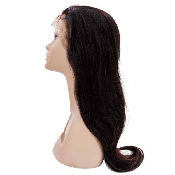 Straight Front Lace Wig - Nellie's Way Beauty, Inc.