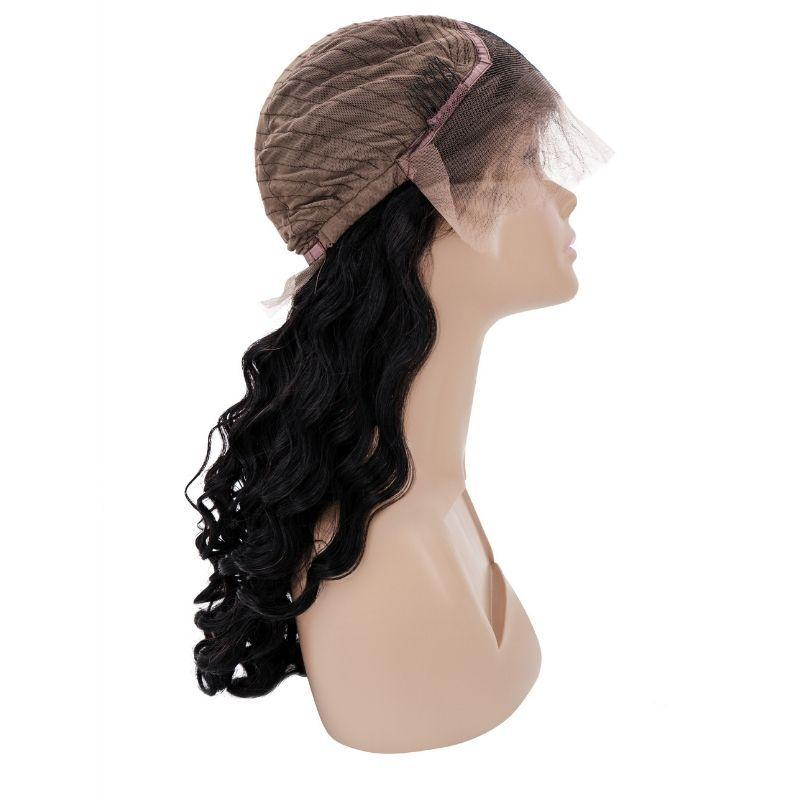 Brazilian Loose Wave Front Lace Wig - Nellie's Way Beauty, Inc.
