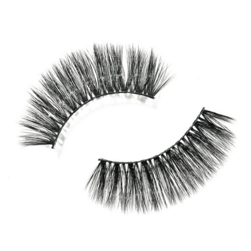 Lavender Faux 3D Volume Lashes - Nellie's Way Beauty, Inc.