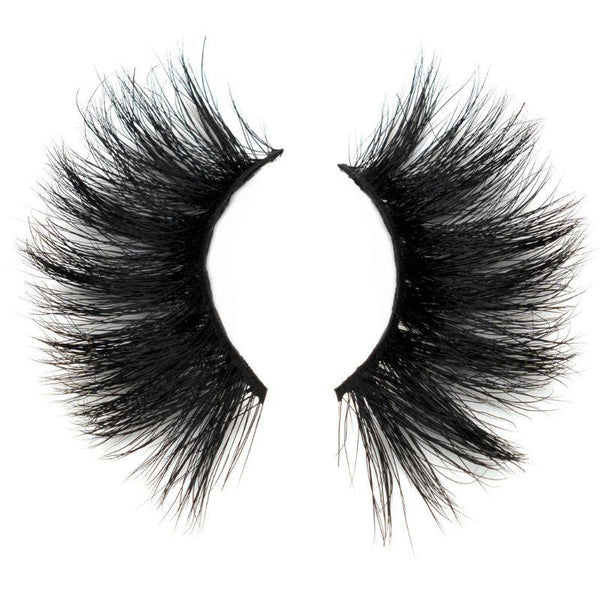 November 3D Mink Lashes 25mm - Nellie's Way Beauty, Inc.