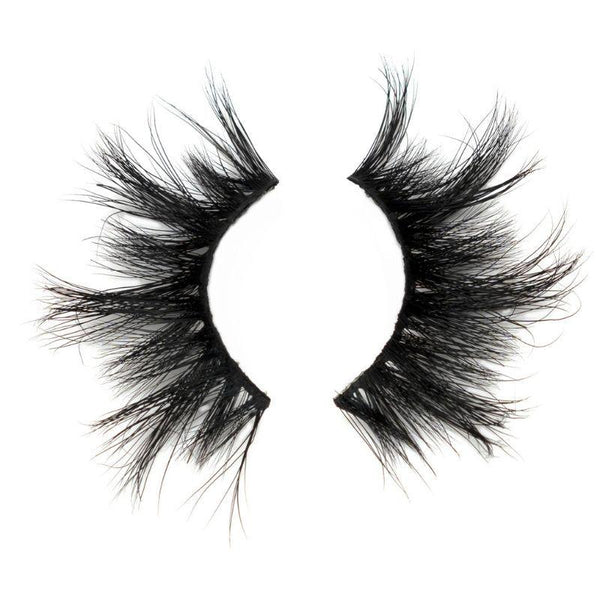 October 3D Mink Lashes 25mm - Nellie's Way Beauty, Inc.