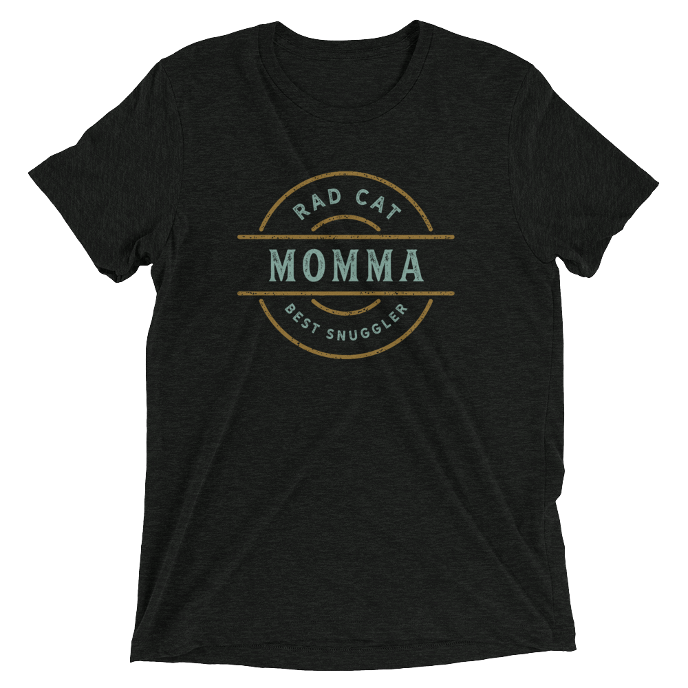 Rad Cat Momma Tee