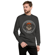 Load image into Gallery viewer, Bearded Badass Fleece Pullover