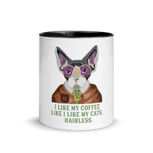 Load image into Gallery viewer, Hairless Coffee Mug